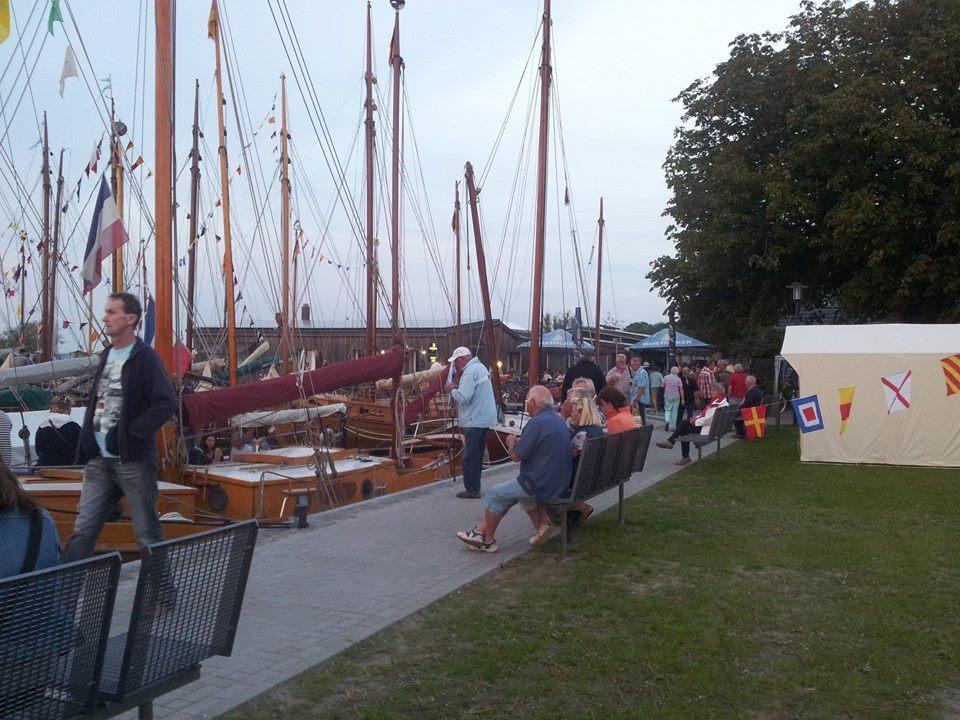 Aktuelle Bilder von der Hafeneröffnung in Bodstedt 5 Sebtember 2014