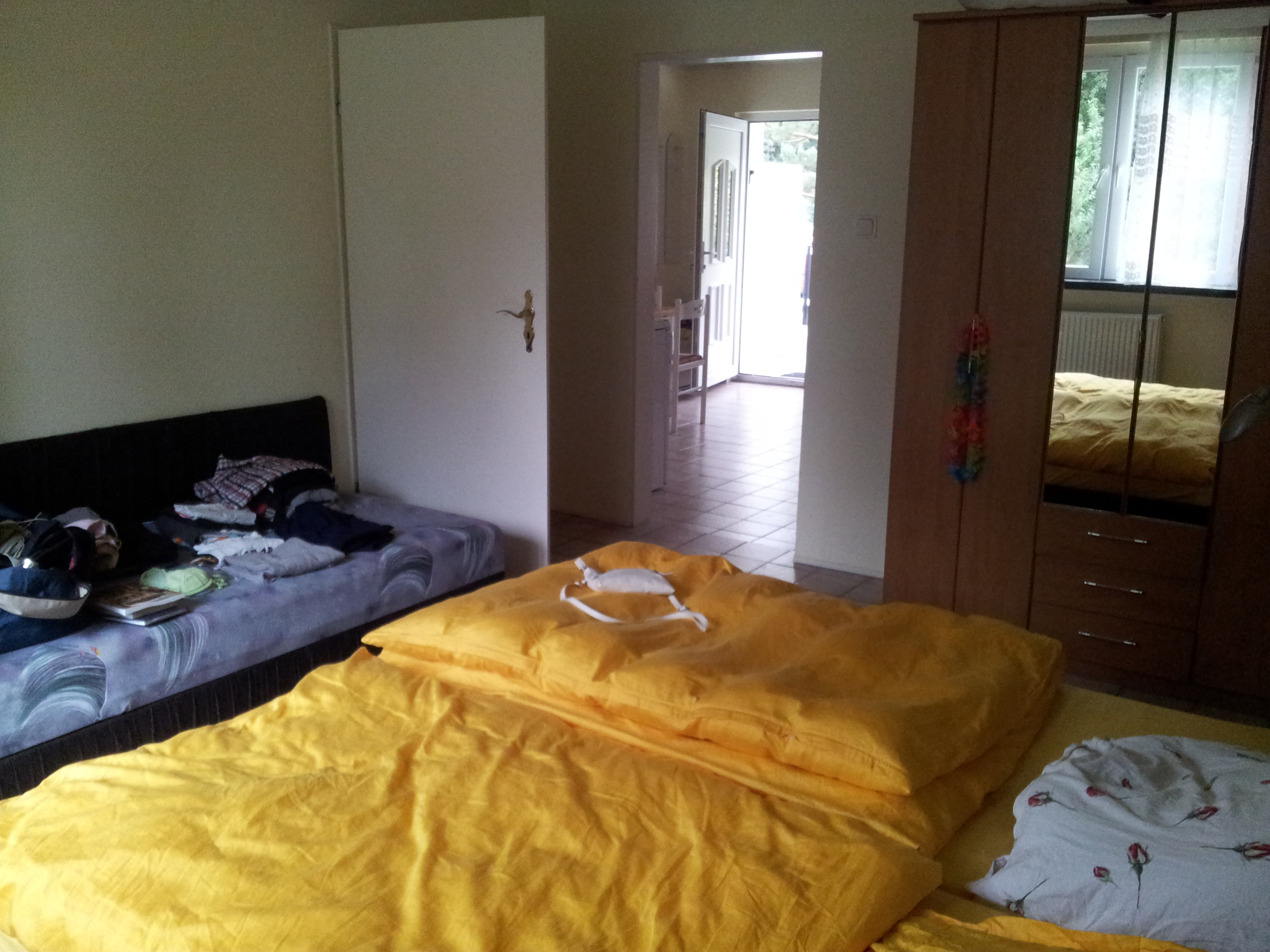 schlafzimmer campingplatz bodstedt nah der ostsee. Black Bedroom Furniture Sets. Home Design Ideas